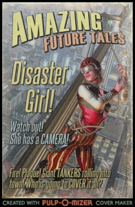 Disaster Girl cover