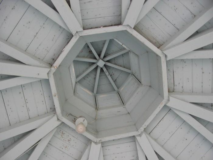 bandstand ceiling