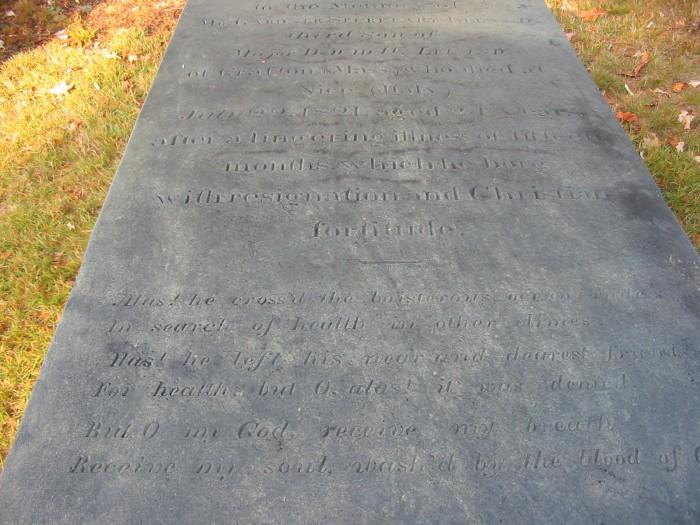 Oak Street Cemetery