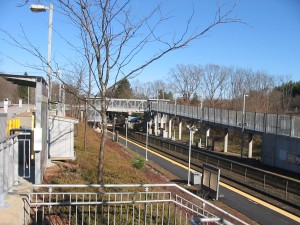 Grafton commuter rail