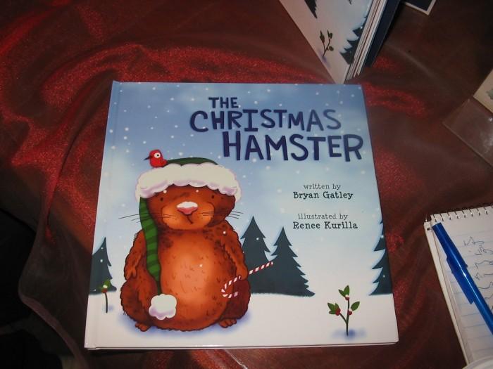 The Christmas Hamster