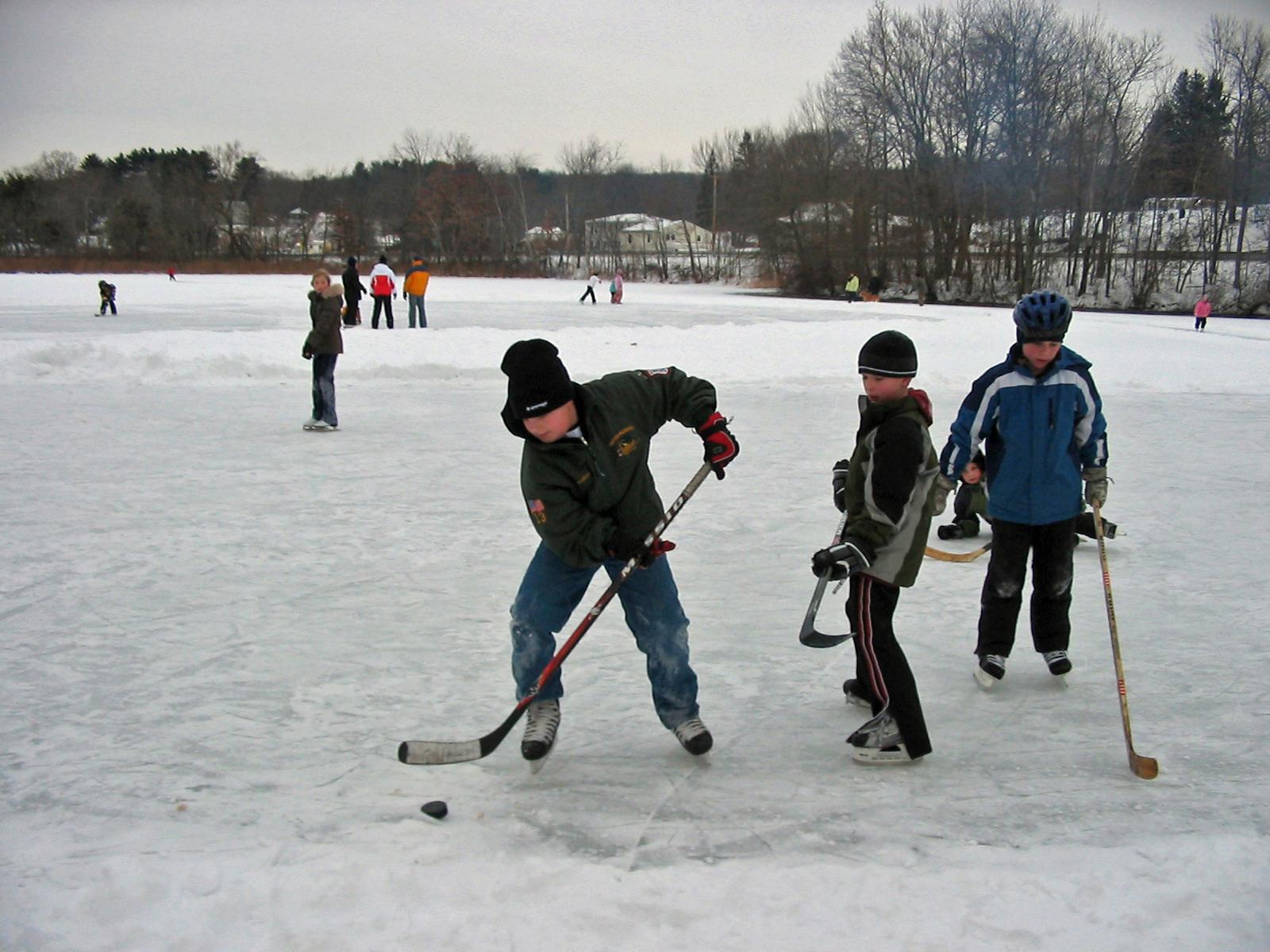 Ice Skating Kids | www.imgkid.com - The Image Kid Has It!