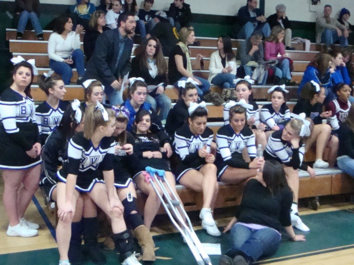 blackstone-valley-tech-cheerleaders
