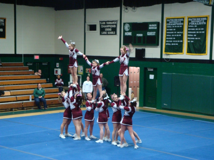 northbridge-hs-cheerleaders