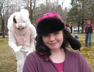 Killer Easter Bunny