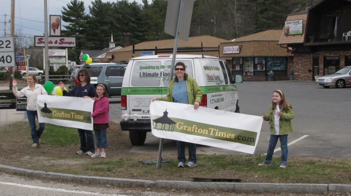 GraftonTimes.com signs