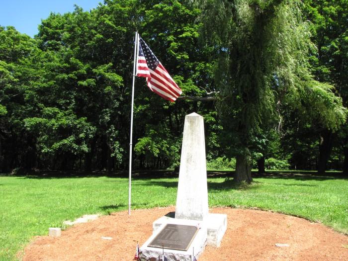 Grafton State Hospital cemetery
