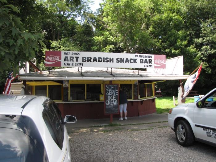 Art Bradish