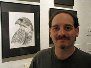 I took this photo of Andy Volpe back in 2010 at the Westboro Gallery. Save your photos!