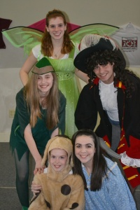 Apple Tree Arts' Peter Pan Group