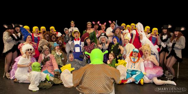 'Shrek: The Musical' Brings Fractured Fairy Tale To